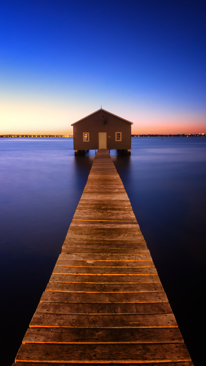 Photograph Crawley Boat Shed by PaulEmmingsPhotography  on 500px