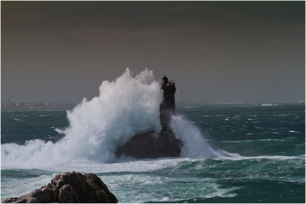 Photograph Storm in Brittany by Ronan Follic on 500px