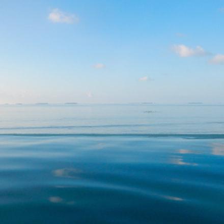sky and ocean, Nikon COOLPIX AW120