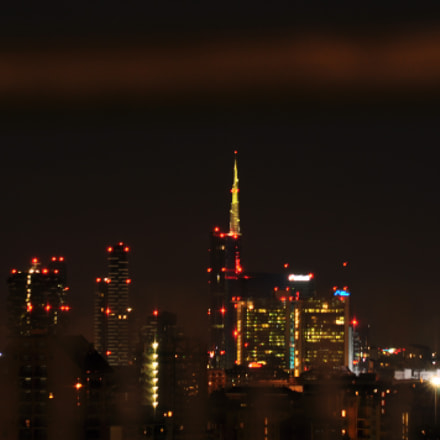 Milano by night, Nikon D90