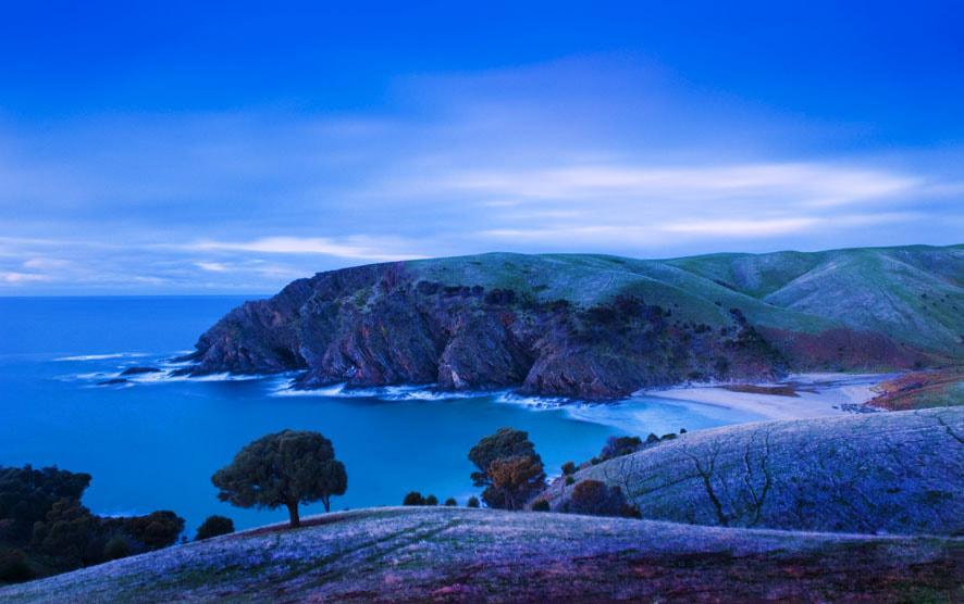 Photograph Cove at Dusk by Peter Fisher on 500px