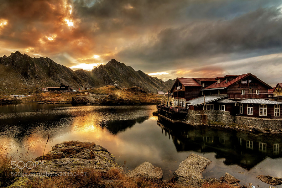 Balea Lake by Tony Goran (tonygoran)) on 500px.com