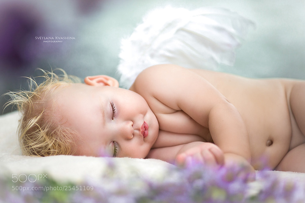 Photograph Angel dreams by Светлана Квашина on 500px