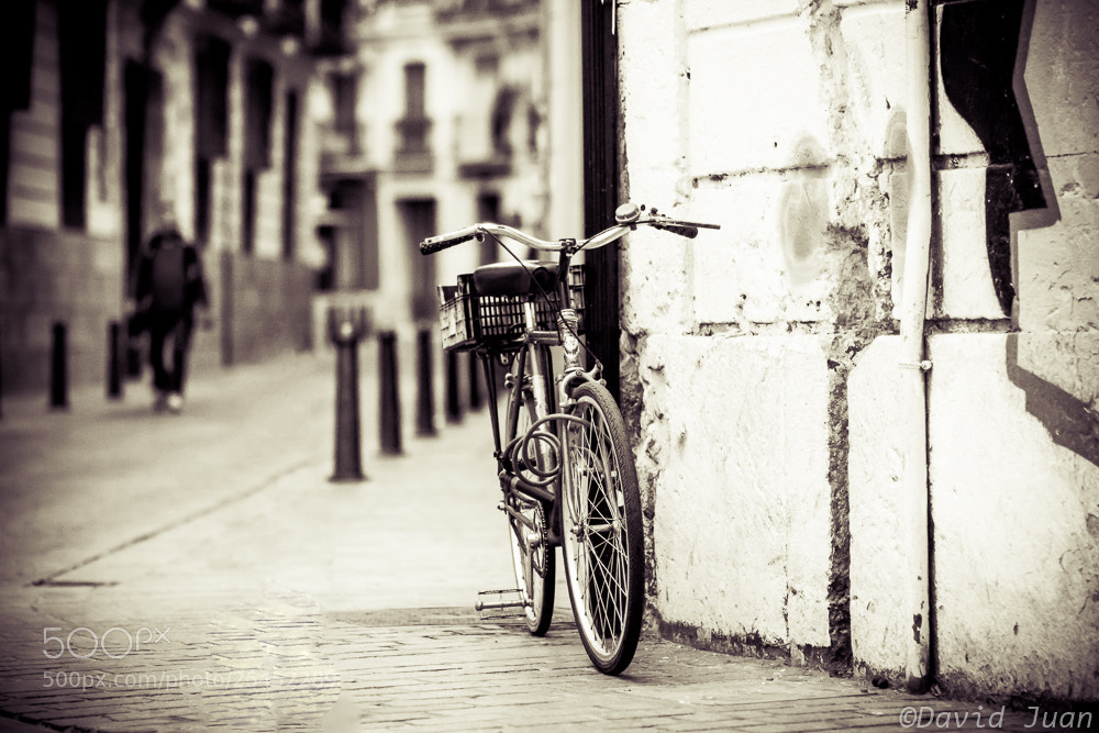 Photograph Bicycles are for summer by David Juan on 500px