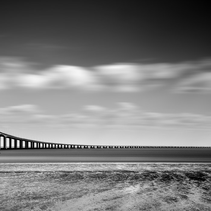 Photograph Vasco da Gama Bridge by Nina Papiorek on 500px