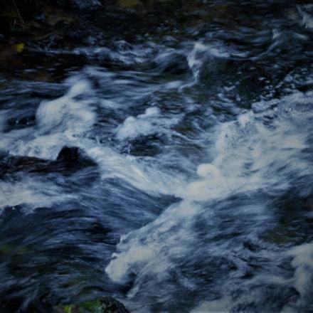blue water, Panasonic DMC-TZ8