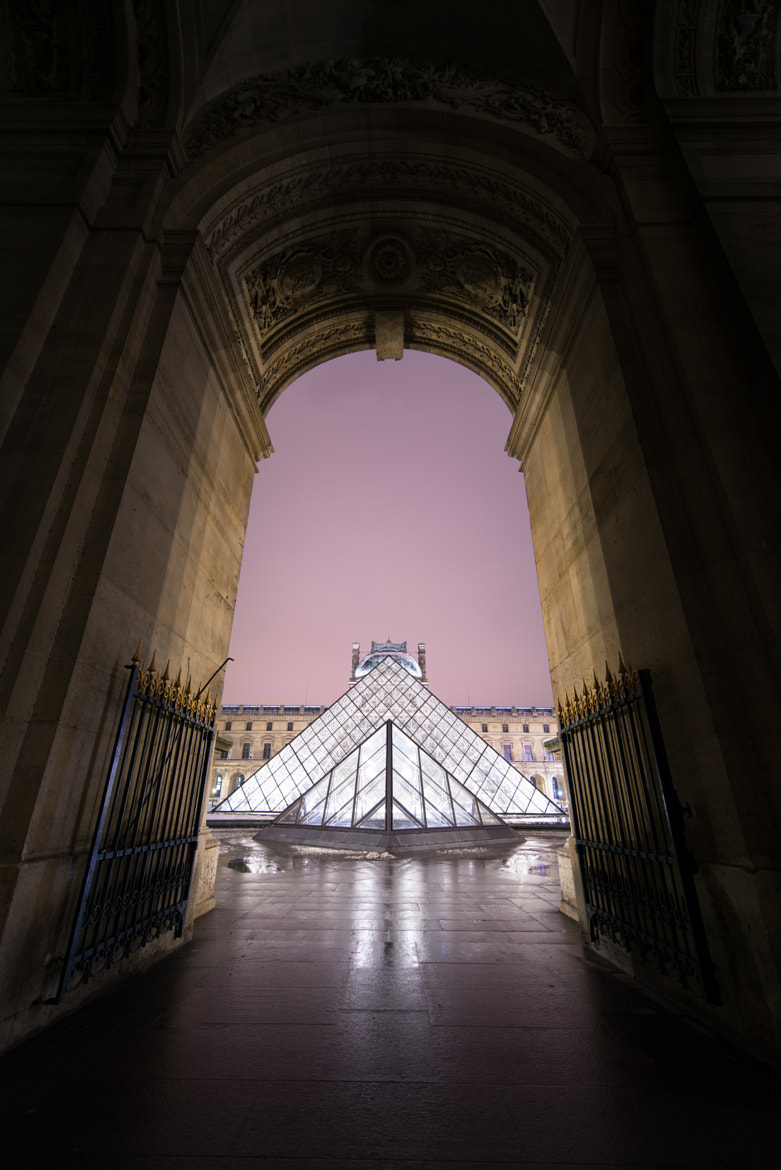 Photograph Le Louvre #01 by Damien Bapst on 500px
