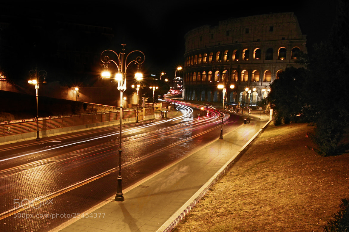 Photograph Colosseo by Dario Bassi on 500px