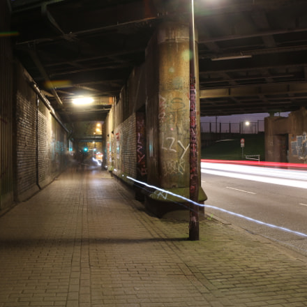 midnight rushhour, Canon EOS 700D, Canon EF-S 18-135mm f/3.5-5.6 IS STM