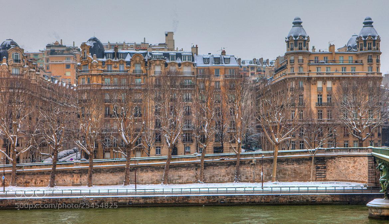 Photograph Paris - Voie Georges Pompidou  by KOS TAS on 500px