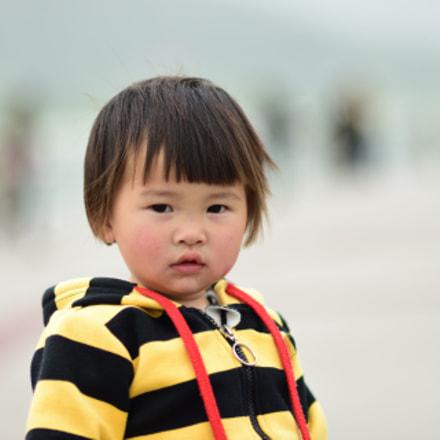 Innocence, Nikon D7200, AF Nikkor 85mm f/1.8D