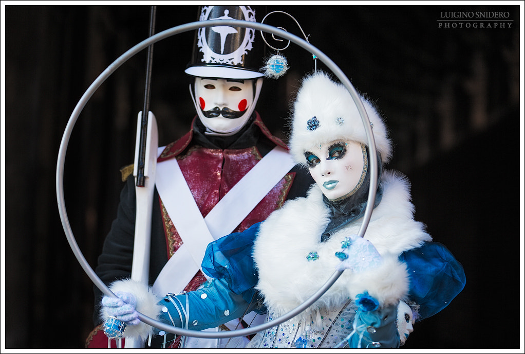 Photograph The brave tin soldier and the dancer by Luigino Snidero on 500px