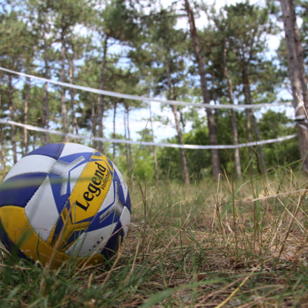 Volleyball holiday, Canon EOS 1200D