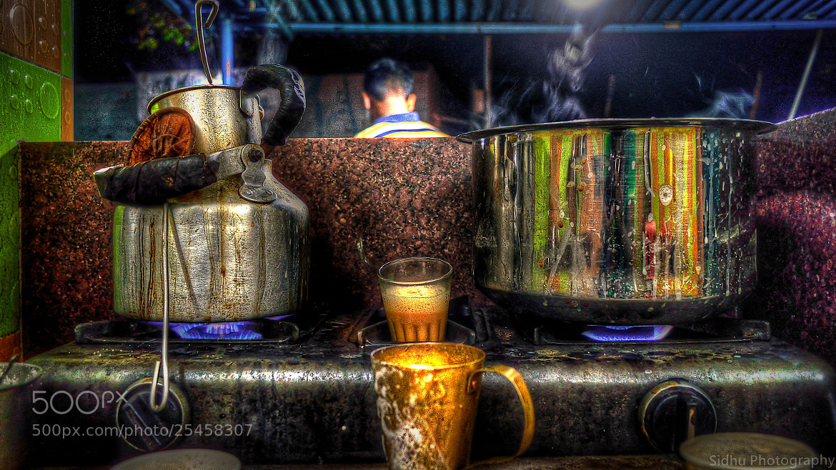 Photograph Tea Time in India by Arun Siddharth on 500px