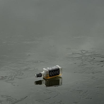 Jack Daniels on ice, Nikon COOLPIX P7000