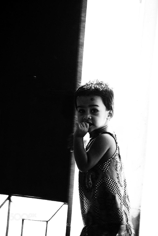 Photograph I am here by Motiur Rahman on 500px