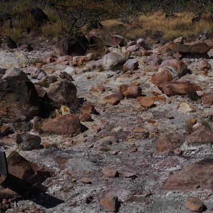 Volcanic Rocks, Sony ILCE-3500, Sony E 18-50mm F4-5.6