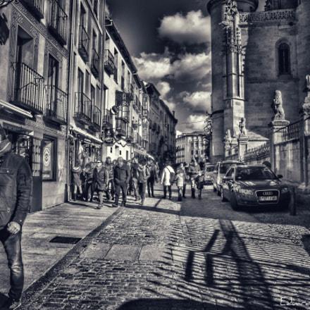 Old Town 2, Nikon COOLPIX P6000