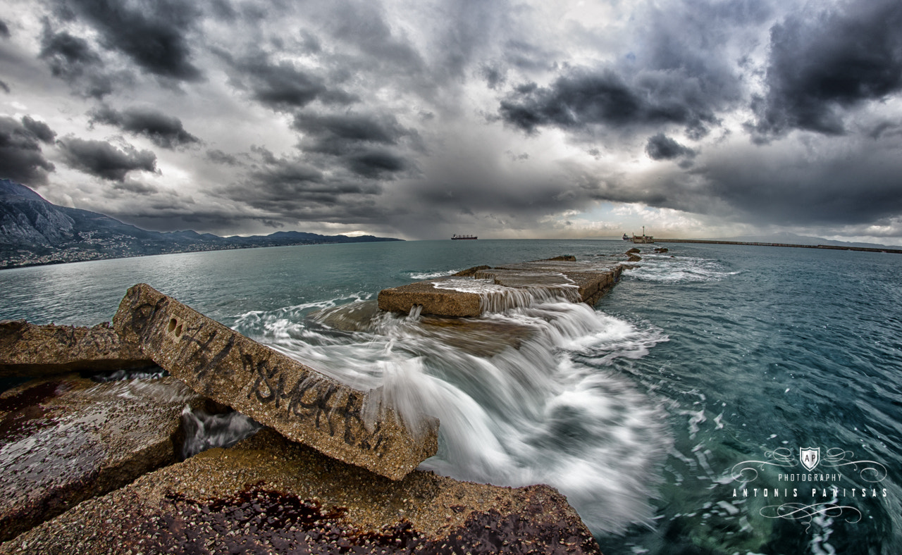 Photograph Before the storm by Antonis Panitsas on 500px