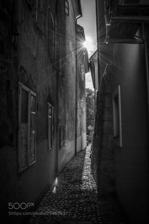 Photograph Sunny Alley by Stanislav Novak on 500px