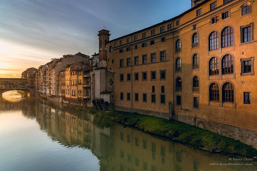 Florence#23 - Arno (II), автор —  chowE на 500px.com