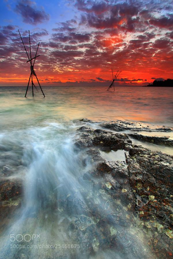 Photograph Morning Wave by Danis Suma Wijaya on 500px