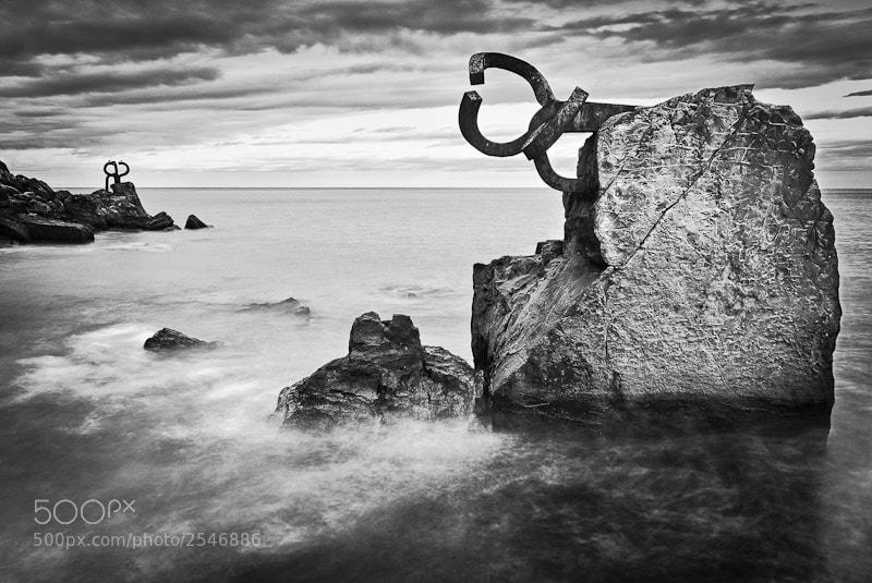 Photograph THE ROCK (TAKE II) by Iñaki Linazasoro on 500px