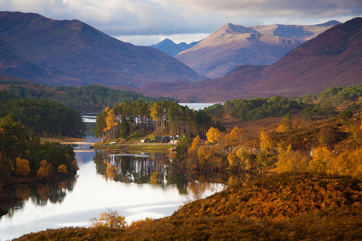 Photograph Glen Affric by Kenny Muir on 500px