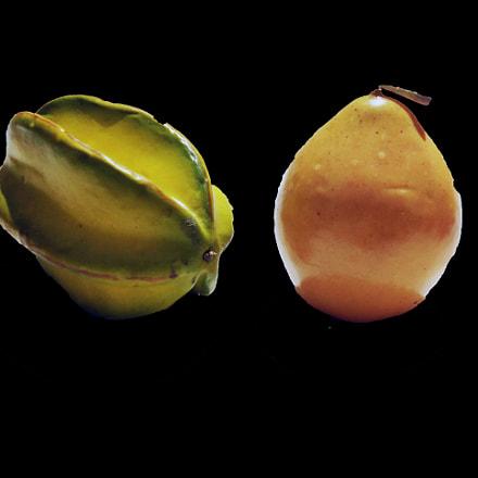 fruit dragon pear, Nikon COOLPIX A100