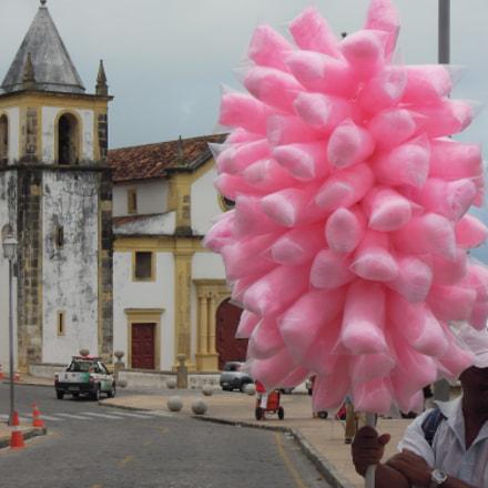 Olinda - Pernambuco., Nikon COOLPIX P300