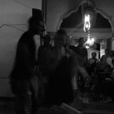 Noche de baile, Panasonic DMC-TZ8