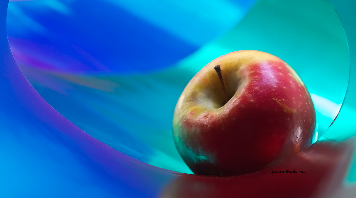 Photograph Sagarra / Apple by Josune Etxebarria on 500px