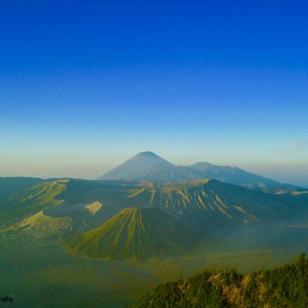 Mount Bromo, Sony DSC-W320