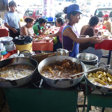 Market cuisine , Panasonic DMC-ZS20