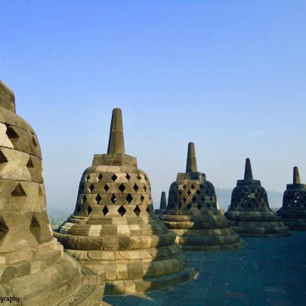 Candi Borobudur, Sony DSC-W320