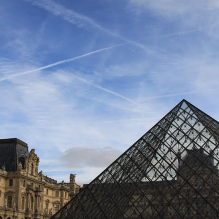 Louvre, Canon EOS 50D, Canon EF 24-105mm f/4L IS