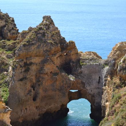 Algarve, Vistas de la, Nikon D3100, AF-S DX Zoom-Nikkor 18-55mm f/3.5-5.6G ED II