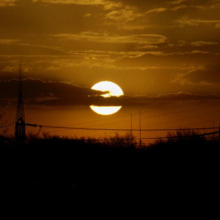 Sunrise, Nikon D2XS, Sigma 70-200mm F2.8 EX APO IF HSM
