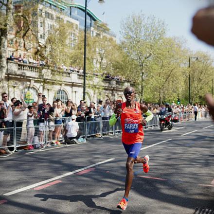 London Marathon 2018, Sony ILCE-7M2, Sony FE 35mm F1.4 ZA