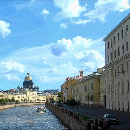 St Petersburg., Canon POWERSHOT G5