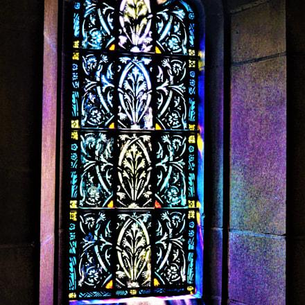 CHURCH WINDOW, Nikon D610, AF-S VR Zoom-Nikkor 24-85mm f/3.5-4.5G IF-ED