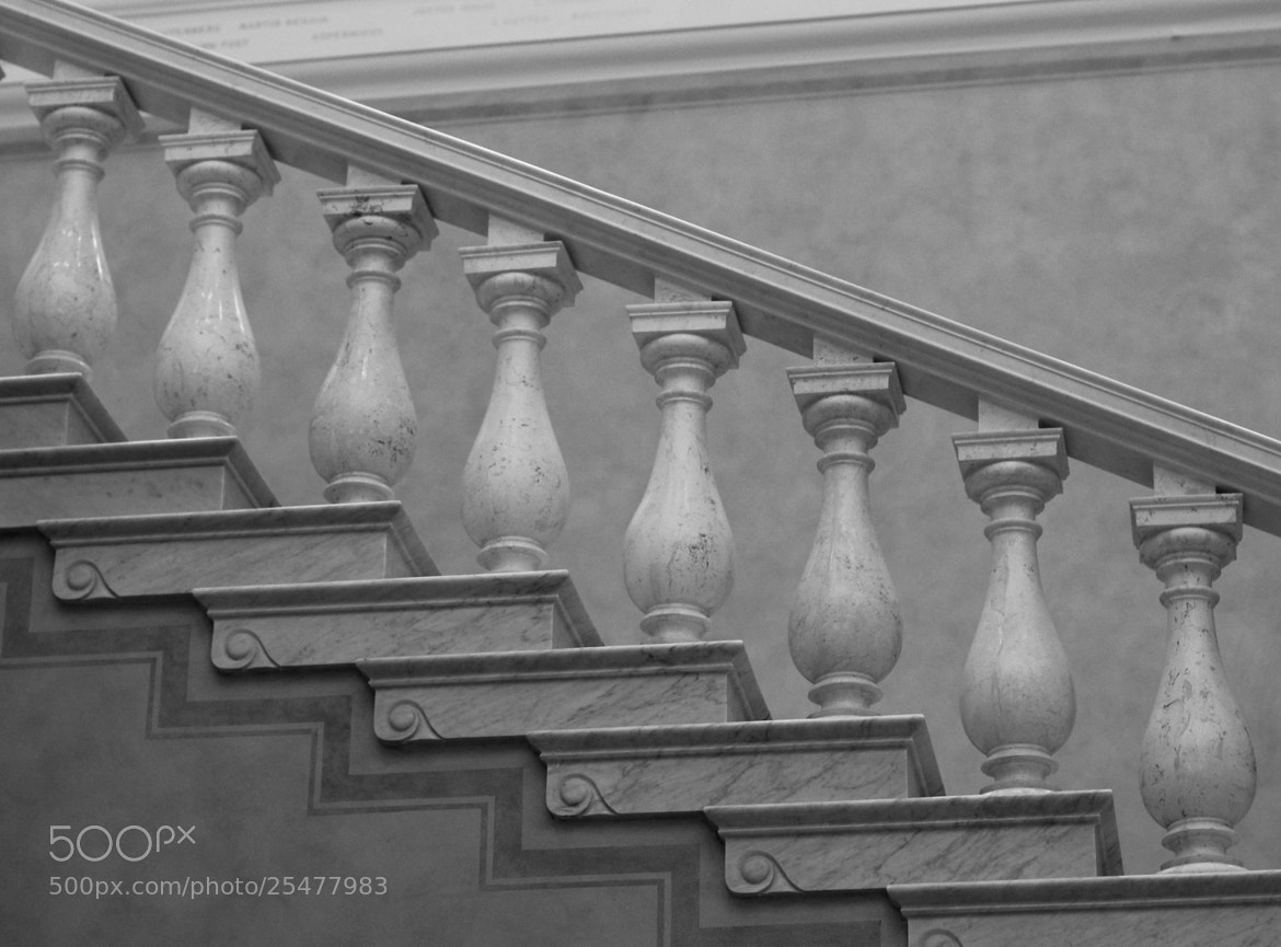 Photograph upstairs by Ralf Muhl on 500px