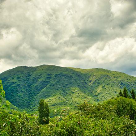 mountains with stormy sky, Nikon D7100, AF Zoom-Nikkor 35-135mm f/3.5-4.5 N