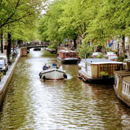 Amsterdam , Nikon COOLPIX P5100