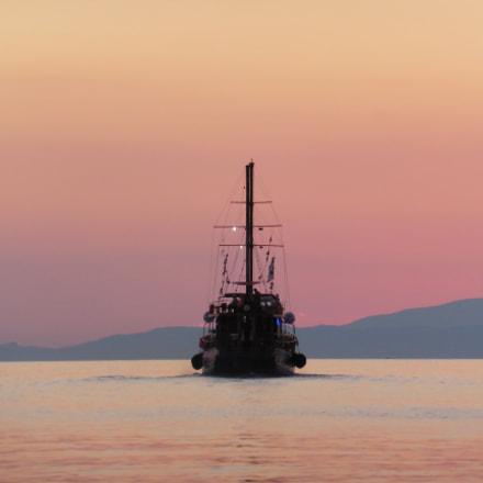 Last Sunset, Panasonic DMC-TZ55