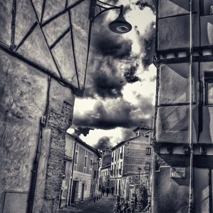 Barrio Judio, Nikon COOLPIX P6000