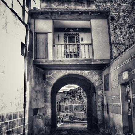 Barrio Judio 2, Nikon COOLPIX P6000