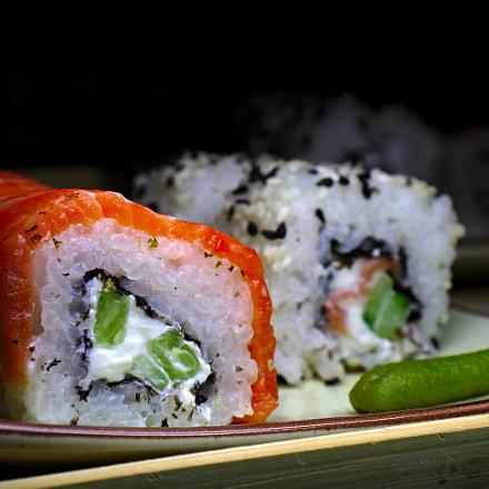 Sushi, Canon EOS KISS X9