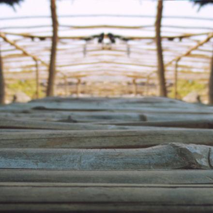 Bamboo Bench, Canon IXUS 240 HS