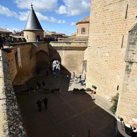 Castillo de Olite (), Nikon D810, AF-S Nikkor 18-35mm f/3.5-4.5G ED